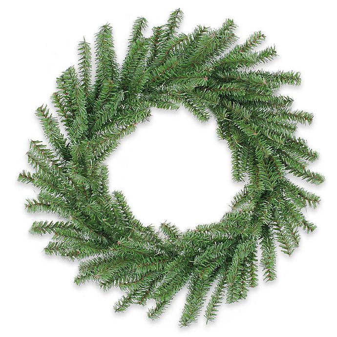 Alternate image 1 for 16-Inch Pine Christmas Wreath