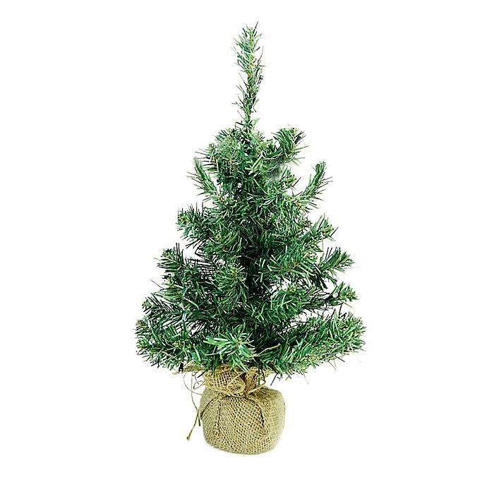 Northlight 18 Inch Pre Lit Christmas Tree With Warm White
