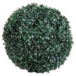 Pure Garden 11-Inc Round Topiary Solar Light Ball