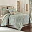 Part of the Rose Tree Odessa Reversible Comforter Set