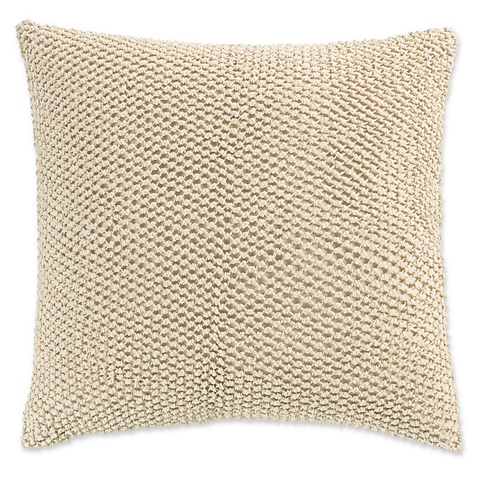 Alternate image 1 for KAS Raina European Pillow Sham in Ivory