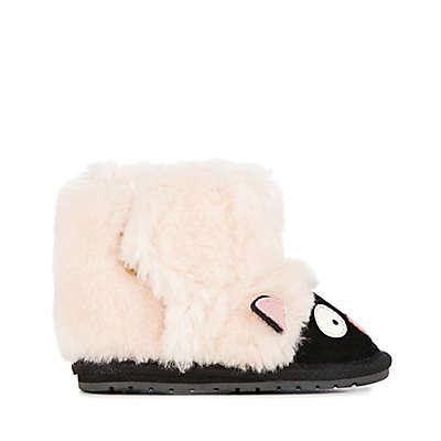EMU Australia Wool Lamb Bootie in White