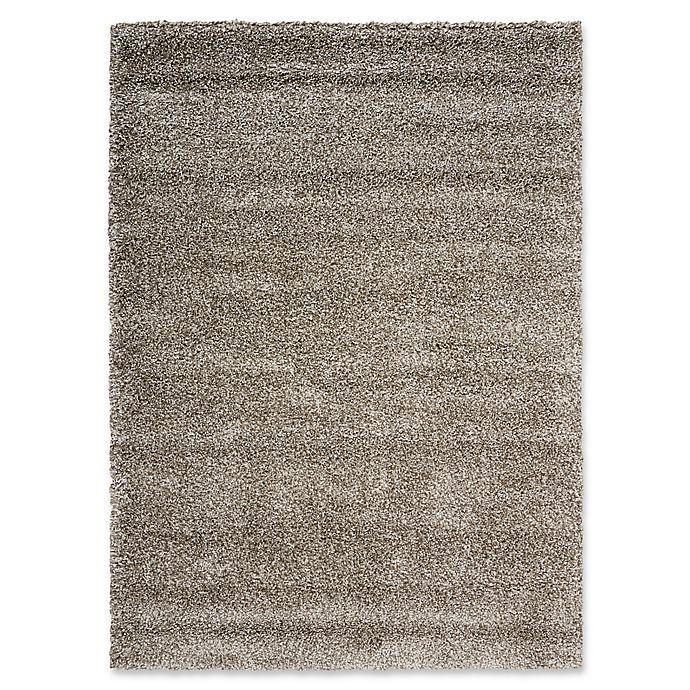 Alternate image 1 for Nourison Amore 5-Foot 3-Inch x 7-Foot 5-Inch Area Rug in Stone