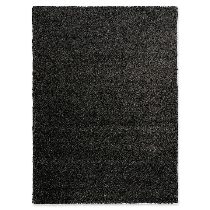 Alternate image 1 for Nourison Amore 7-Foot 10-Inch x 10-Foot 10-Inch Area Rug in Dark Grey