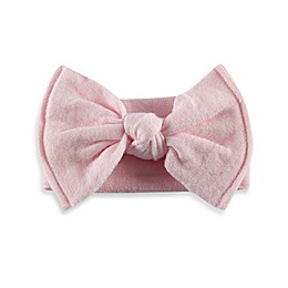 NYGB Bow Headband in Pink