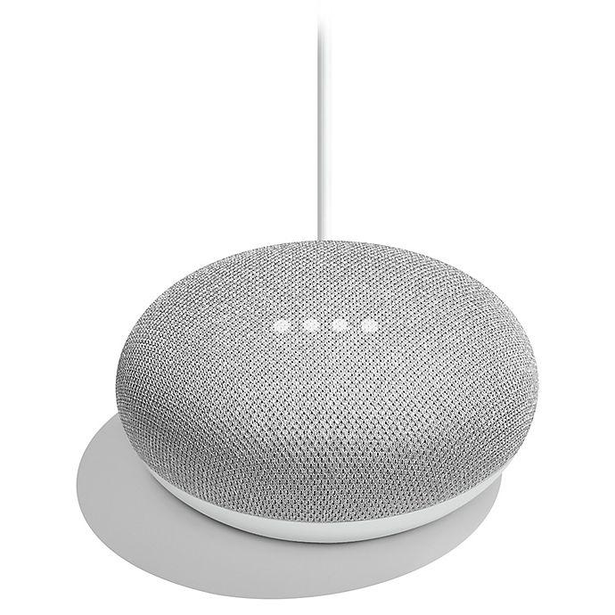 Alternate image 1 for Google Home Mini 1st Generation in Chalk