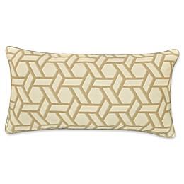 Rose Tree Biccari Geometric Boudoir Pillow