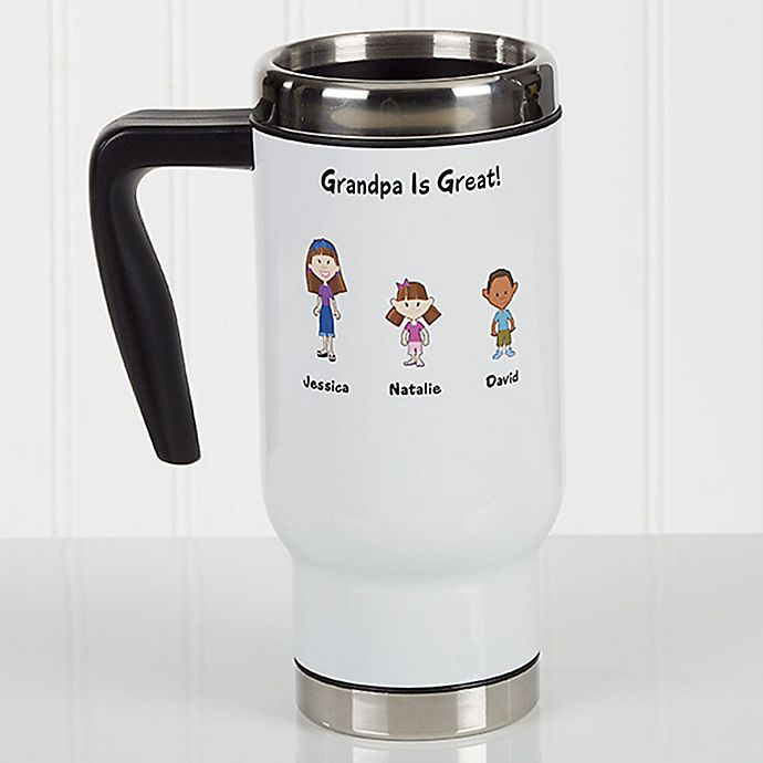Alternate image 1 for Character Collection 14 oz. Commuter Travel Mug
