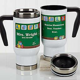 Teacher's Little Learner 14 oz. Commuter Travel Mug