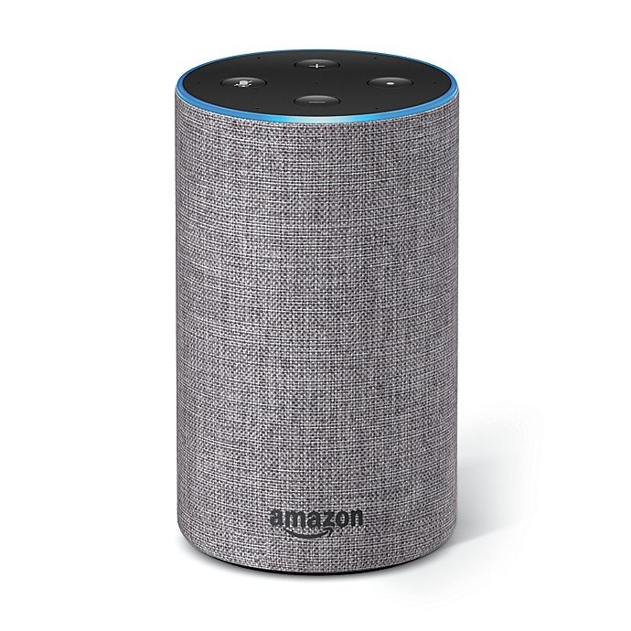 Alternate image 1 for Amazon Echo (2nd Generation)