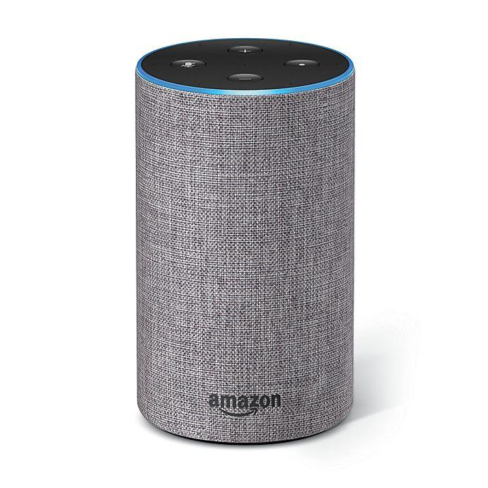 Alternate image 1 for Amazon Echo (2nd Generation)