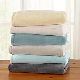 Great Bay Home Jemma Ultra Plush Throw Blanket