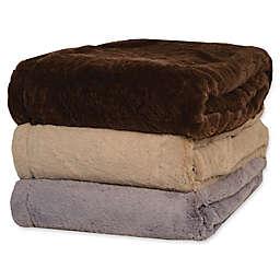 Cariloha® Plush Throw Blanket