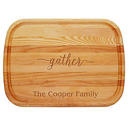 Carved Solutions Gather 21-Inch x 15-Inch Everyday Board