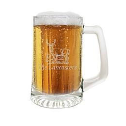 Carved Solutions Deer Glass Sports Mug