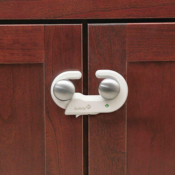 Safety 1st® Grip n\' Go Cabinet Locks (Set of 2) | buybuy BABY