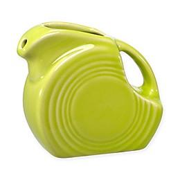 Fiesta® Mini Disc Pitcher in Lemongrass