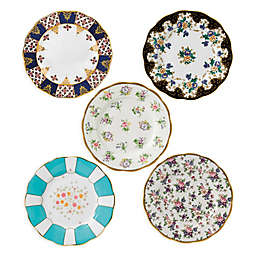 Royal Albert 100 Years 1900-1940 Salad Plates (Set of 5)