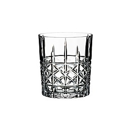 Marquis® by Waterford Brady Double Old Fashioned Glasses (Set of 4)