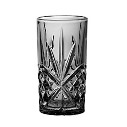 Godinger Dublin Midnight Highball Glasses (Set of 4)