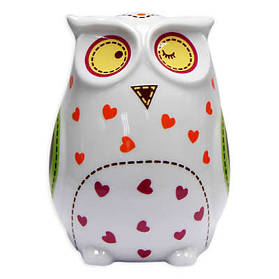 Multiple Choice® Lovely Owl Money Bank