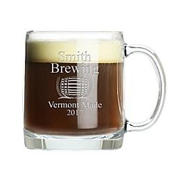 Carved Solutions Brewing 13 oz. Mug