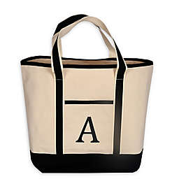 Monogram Canvas Tote Bag Collection