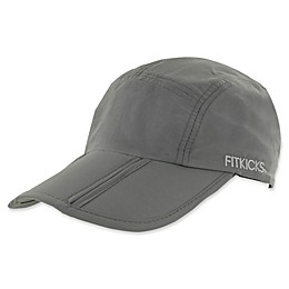 FITKICKS® Folding Baseball Cap