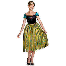 Disney® Frozen Anna Coronation Deluxe Halloween Costume