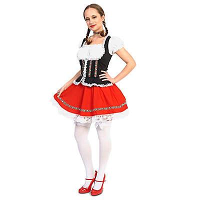 Dream Weavers Beer Garden Girl Halloween Costume