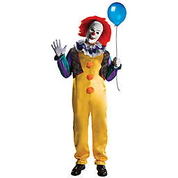 IT Deluxe Pennywise Clown Adult Men's Costume