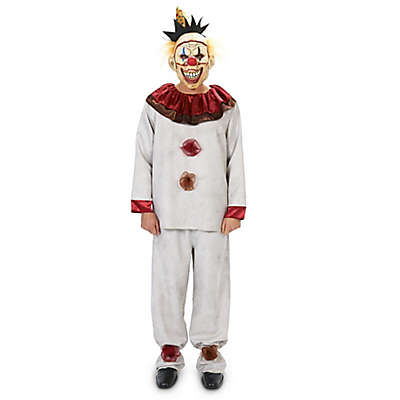 Dream Weavers Scary the Carnival Clown X-Large Adult Men's Halloween Costume