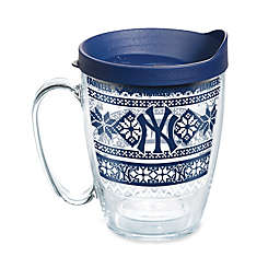 Tervis® MLB New York Yankees Ugly Holiday Sweater 16 oz. Wrap Mug with Lid