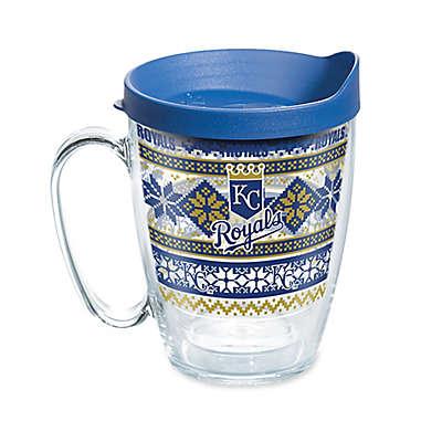 Tervis® MLB Kansas City Royals Ugly Holiday Sweater 16 oz. Wrap Mug with Lid