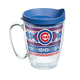 Tervis® MLB Chicago Cubs Ugly Holiday Sweater 16 oz. Wrap Mug with Lid