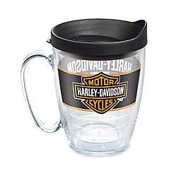 Tervis® Harley Davidson Repeat Pattern 16 oz. Wrap Mug with Lid