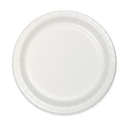 Creative Converting 24-Count White Paper Dinner Plates