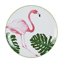 Everyday White® by Fitz and Floyd® Flamingo Salad Plate