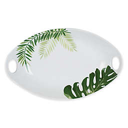Everyday White® by Fitz and Floyd® Palm Handled Serving Bowl