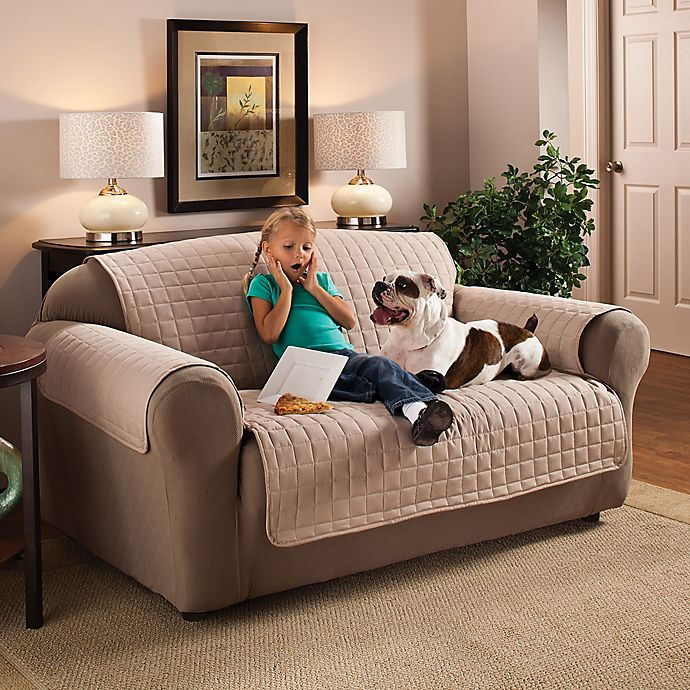 Home Solutions Furniture: Innovative Textile Solutions Microfiber Sofa Protector