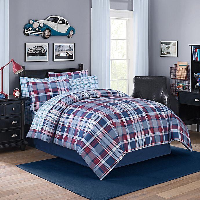 Alternate image 1 for Trevor 6-Piece Twin Comforter Set