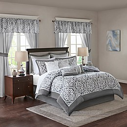 Madison Park Essentials Jordan 24-Piece Comforter Set