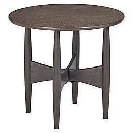 INK+IVY® Ellipse End Table in Oak