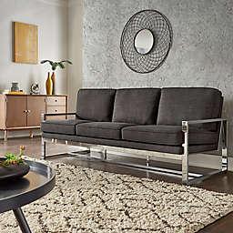 Verona Home Conner Chrome Furniture Collection