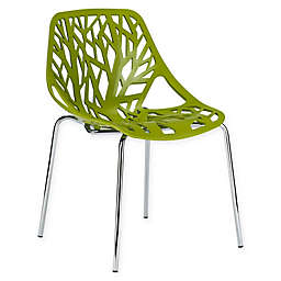 Poly and Bark Birds Nest Dining Side Chair