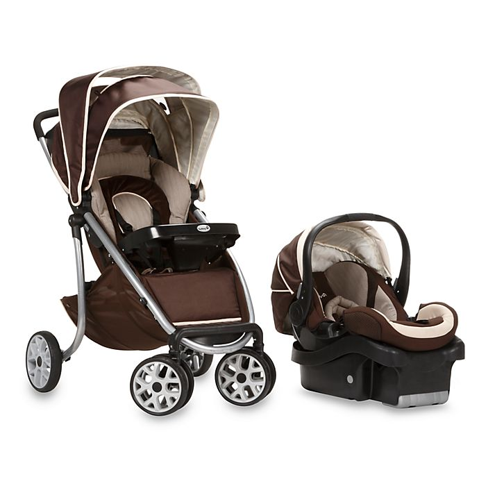 Safety 1st Aerolite Stroller And Car Seat Travel System Avery