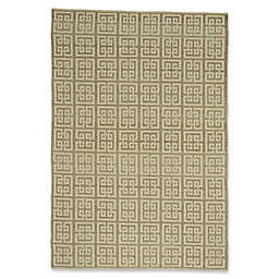Capel Rugs Williamsburg Chateau 3-Foot x 5-Foot Area Rug in Beige
