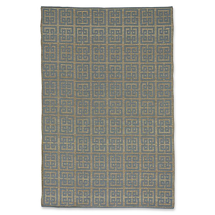 Alternate image 1 for Capel Rugs Williamsburg Chateau 9-Foot x 12-Foot Area Rug in Blue