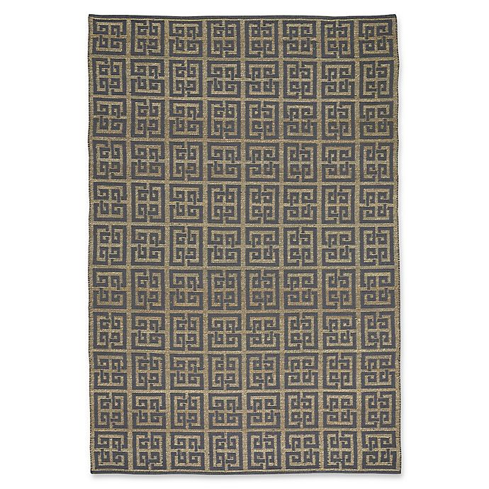 Alternate image 1 for Capel Rugs Williamsburg Chateau 9-Foot x 12-Foot Area Rug in Grey/Blue