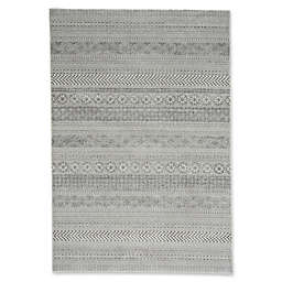 Capel Rugs Channel 5-Foot 3-Inch x 7-Foot 6-Inch Area Rug in Nickel